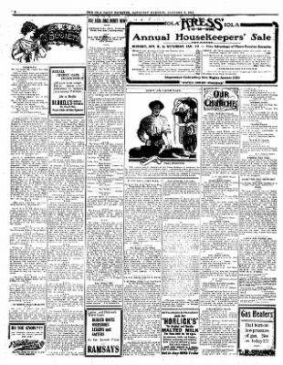 Iola Daily Register And Evening News from Iola, Kansas on January 6, 1912 · Page 2