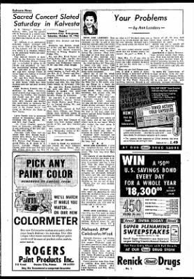 Garden City Telegram from Garden City, Kansas on October 13, 1962 · Page 7