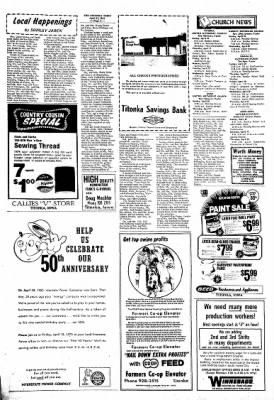 Titonka Topic from Titonka, Iowa on April 17, 1975 · Page 10