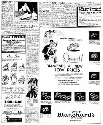 Globe-Gazette from Mason City, Iowa on September 29, 1949 · Page 21