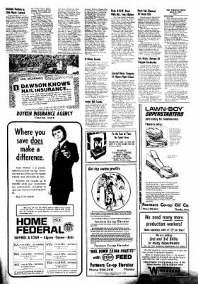 Titonka Topic from Titonka, Iowa on April 24, 1975 · Page 14