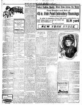 Iola Daily Register And Evening News from Iola, Kansas on January 11, 1912 · Page 2