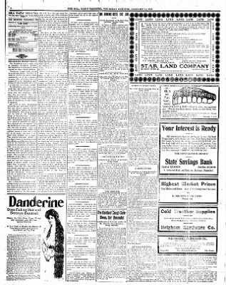 Iola Daily Register And Evening News from Iola, Kansas on January 11, 1912 · Page 4