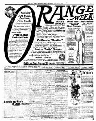Iola Daily Register And Evening News from Iola, Kansas on January 12, 1912 · Page 5