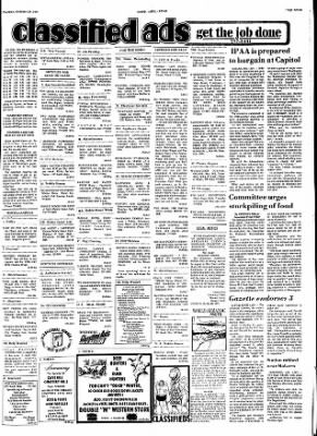 Hope Star from Hope, Arkansas on October 29, 1974 · Page 7