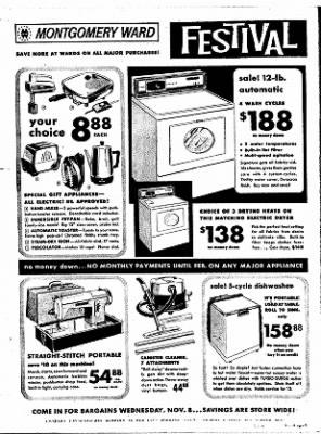 The Ottawa Herald from Ottawa, Kansas on November 7, 1961 · Page 24