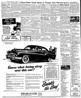 Globe-Gazette from Mason City, Iowa on September 28, 1949 · Page 24