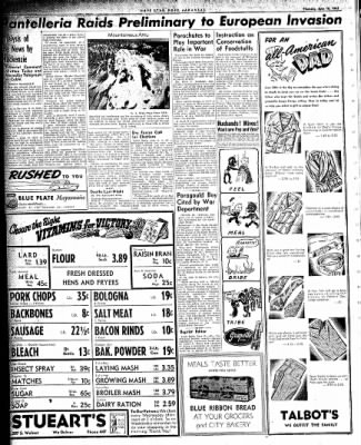 Hope Star from Hope, Arkansas on June 10, 1943 · Page 2