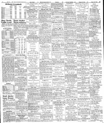Globe-Gazette from Mason City, Iowa on September 27, 1949 · Page 4