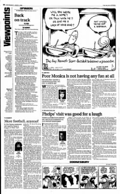 The Salina Journal from Salina, Kansas on June 3, 1998 · Page 10