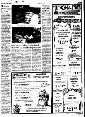 Hope Star from Hope, Arkansas on October 30, 1974 · Page 5