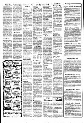 Carrol Daily Times Herald from Carroll, Iowa on April 20, 1976 · Page 2