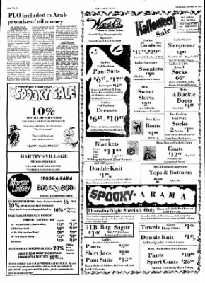 Hope Star from Hope, Arkansas on October 30, 1974 · Page 12