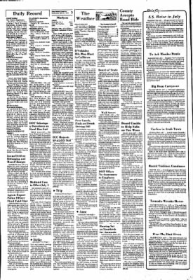 Carrol Daily Times Herald from Carroll, Iowa on April 21, 1976 · Page 2