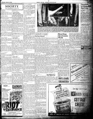 Hope Star from Hope, Arkansas on March 24, 1954 · Page 3
