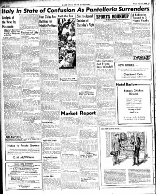 Hope Star from Hope, Arkansas on June 11, 1943 · Page 4