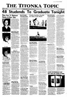 Titonka Topic from Titonka, Iowa on May 15, 1975 · Page 5