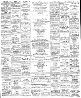 Globe-Gazette from Mason City, Iowa on September 26, 1949 · Page 3