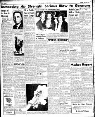Hope Star from Hope, Arkansas on June 12, 1943 · Page 4