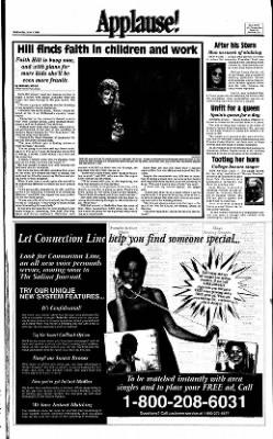 The Salina Journal from Salina, Kansas on June 3, 1998 · Page 25