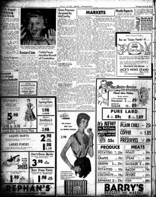 Hope Star from Hope, Arkansas on March 25, 1954 · Page 2