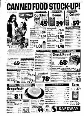 Hope Star from Hope, Arkansas on October 31, 1974 · Page 12
