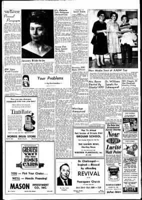 Garden City Telegram from Garden City, Kansas on October 23, 1962 · Page 5