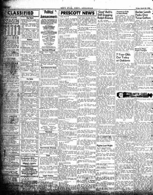 Hope Star from Hope, Arkansas on March 26, 1954 · Page 4