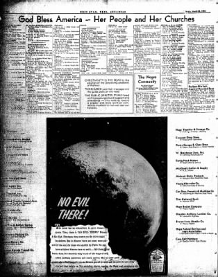 Hope Star from Hope, Arkansas on March 26, 1954 · Page 6