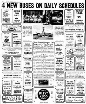 Globe-Gazette from Mason City, Iowa on September 24, 1949 · Page 14