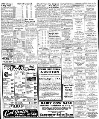Globe-Gazette from Mason City, Iowa on September 23, 1949 · Page 5