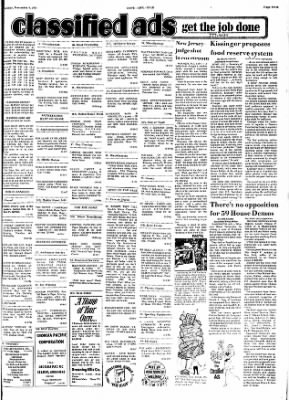 Hope Star from Hope, Arkansas on November 5, 1974 · Page 7