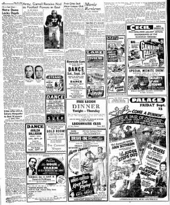 Globe-Gazette from Mason City, Iowa on September 23, 1949 · Page 16