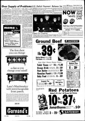 Garden City Telegram from Garden City, Kansas on October 29, 1962 · Page 3