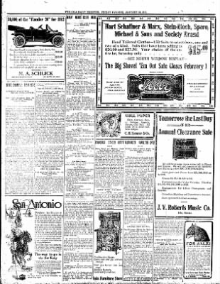 Iola Daily Register And Evening News from Iola, Kansas on January 26, 1912 · Page 8