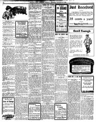 Iola Daily Register And Evening News from Iola, Kansas on January 29, 1912 · Page 2