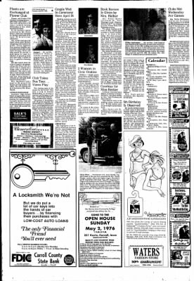 Carrol Daily Times Herald from Carroll, Iowa on April 29, 1976 · Page 4