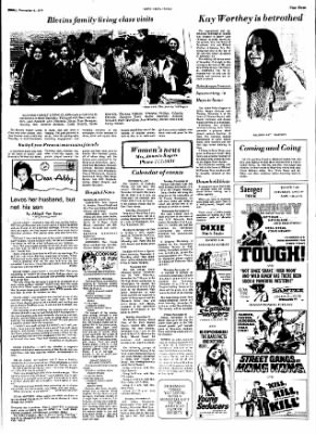 Hope Star from Hope, Arkansas on November 8, 1974 · Page 3