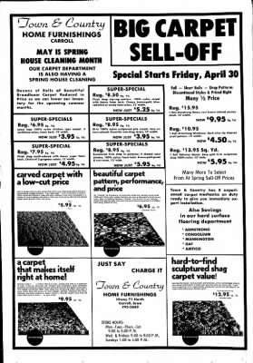 Carrol Daily Times Herald from Carroll, Iowa on April 29, 1976 · Page 14