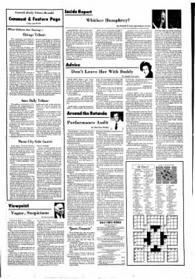 Carrol Daily Times Herald from Carroll, Iowa on April 30, 1976 · Page 3