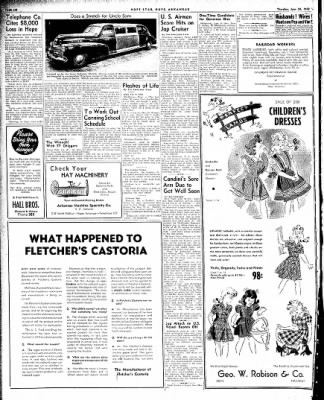 Hope Star from Hope, Arkansas on June 24, 1943 · Page 6