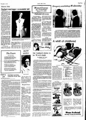 Hope Star from Hope, Arkansas on November 11, 1974 · Page 3
