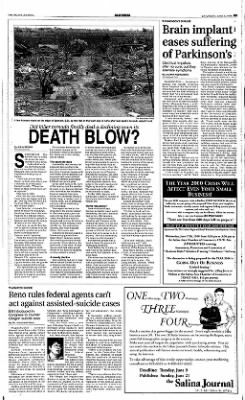 The Salina Journal from Salina, Kansas on June 6, 1998 · Page 15