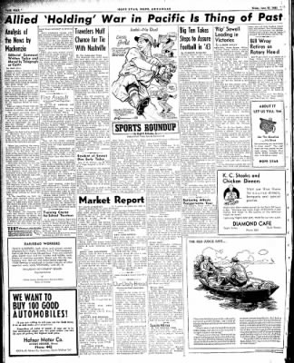 Hope Star from Hope, Arkansas on June 25, 1943 · Page 4