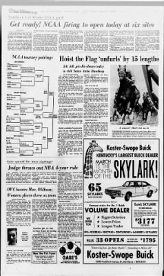 The Courier-Journal from Louisville, Kentucky on March 13, 1971 · Page 9