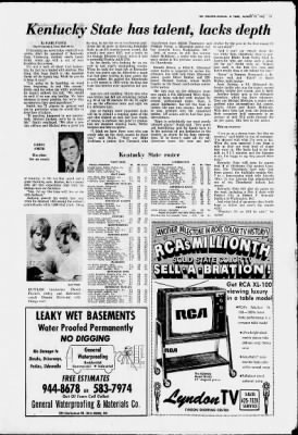 The Courier-Journal from Louisville, Kentucky on August 27, 1972 · Page 177