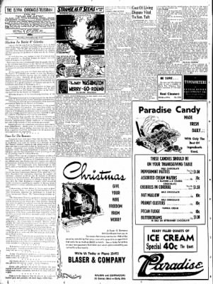 The Chronicle-Telegram from Elyria, Ohio on November 25, 1947 · Page 24
