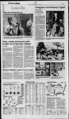 The Courier-Journal from Louisville, Kentucky on May 23, 1997 · Page 4
