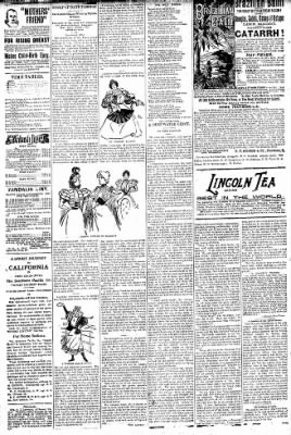 Logansport Pharos-Tribune from Logansport, Indiana on September 16, 1896 · Page 7