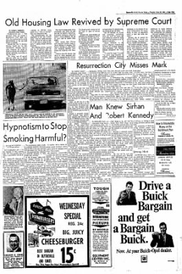 The Courier News from Blytheville, Arkansas on June 18, 1968 · Page 5
